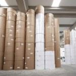 Paper rolls — Stock Photo #3746862