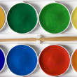 Water colors — Stock Photo