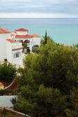 Mediterranean houses — Stock Photo