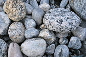 Norwegian Pebbles — Stock Photo