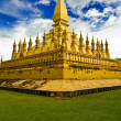 The capital of Laos — Stock Photo