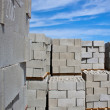 cement block — Stock Photo