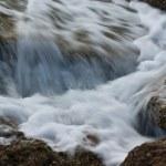 Water splashes — Stock Photo #3761924