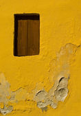 Blind window — Stock Photo