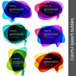 Bubbles for speech - Image vectorielle