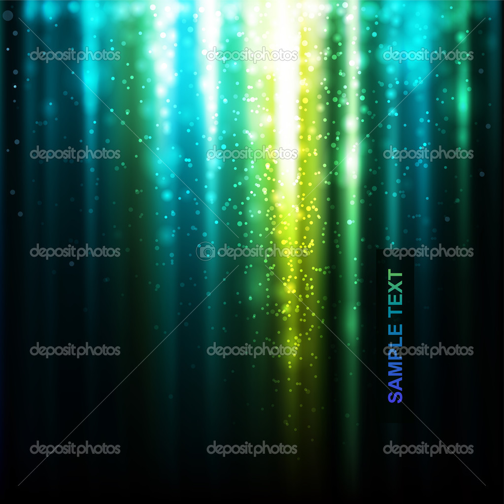 Abstract glowing background. Vector illustration  Imagen vectorial #3713526