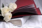 Wedding Rose — Stock Photo