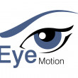 Stock Photo: Eye Motion Logo