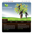 website-template — Stockfoto