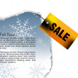 Sales and discount concept - Foto Stock
