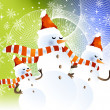Christmas Background — Stock Photo #3772142