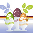 Stock Photo: Easter Concept Illustration