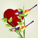 Love Illustration — Stock Photo