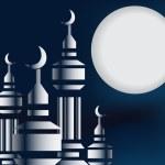 Islamic Background — Stock Photo