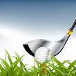 Golf Sport — Stock Photo