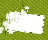Pozvánka — Stock fotografie
