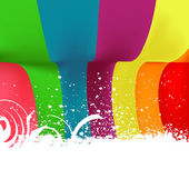 Colored Abstract background — Stock Photo