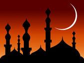 Islamic Illustration — Stock Photo