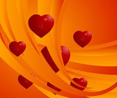 Liefde illustratie — Stockfoto
