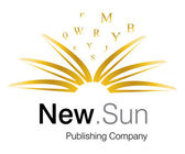 Logo Design for Publishing company — Stock Photo