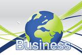 Business Illustration — Stock Photo