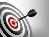 Success Target — Stockfoto
