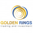 Logo for trading and investment company - Stock Photo