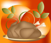 Thanksgiving Concept — Foto de Stock