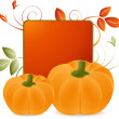 Royalty-Free Stock Vektorov obrzek: Thanksgiving Concept