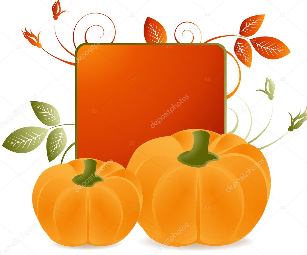 Thanksgiving Concept Illustration Image, you can use it for Thanksgiving  sale time or seasons — Stock Vector #3869832