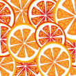 Orange slices — Stock Vector #3877244