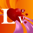 Love illustration — Stock Vector #3881476