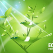Royalty-Free Stock Vector Image: Environmental Concept