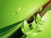 Milieu concept — Stockvector