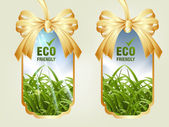 Ecology concept — Stock Vector