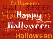 Halloween Concepet — Stock Vector