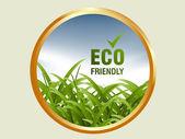 Ecology concept — Stock Vector