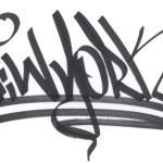 Graffiti — Stock Photo #3824783