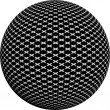 Patterned Sphere - Stock Photo