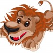 Lion — Vector de stock #3785003