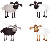 Sheep — Stock Vector