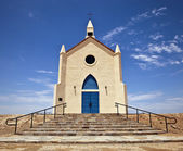 Desert Church — Stock Photo