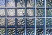 Glass Block Window — Stock Photo