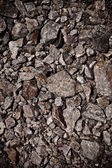 Gravel Rock Texture — Stock Photo