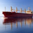 Cargo ship - Foto Stock