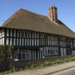 Tudor house — Stock Photo #3800463