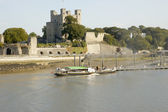 Rochester Castle — Stock Photo