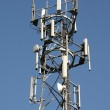 Phone mast — Stock Photo #3836943