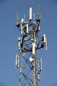 Phone mast — Stock Photo