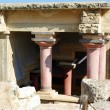 Stock Photo: Knossos palace